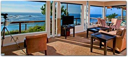 Mendocino Beach House Vacation Rentals